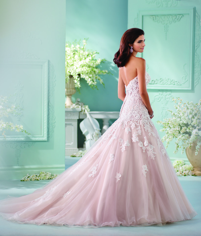 Blushing Bride - Rose Gold Wedding Inspiration | by Emma Louise Bridal
