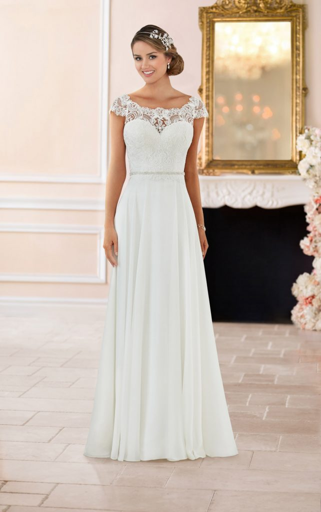 4c358150006 Iris - Stella York - Bridalwear - Wedding Dresses