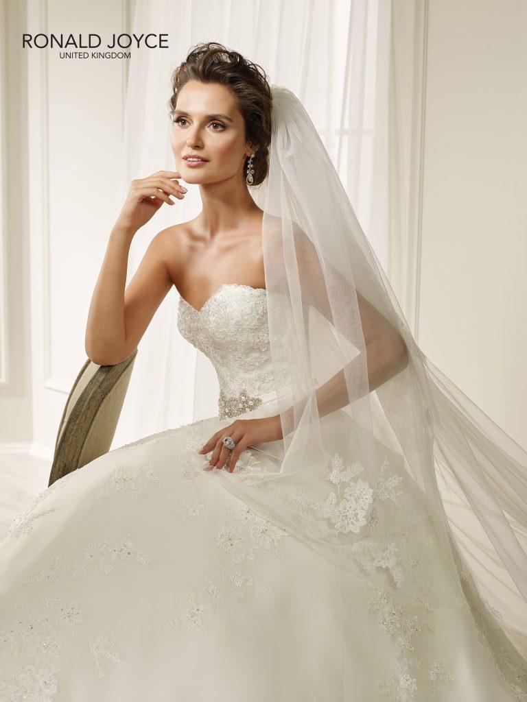 Hanna - Ronald Joyce - Bridalwear - Wedding Dresses, Bridesmaid and ...