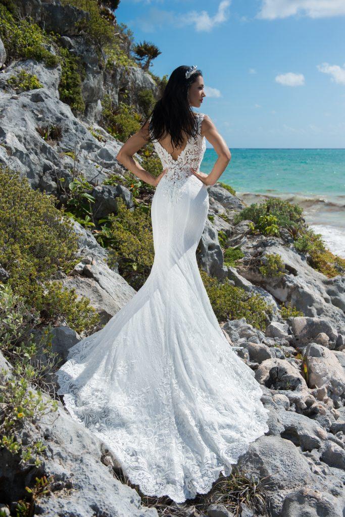 East India - Dando London - Bridalwear - Wedding Dresses, Bridesmaid ...