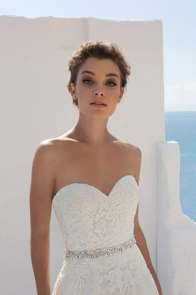 9f61943ce6166 Ellie - Mark Lesley - Bridalwear - Wedding Dresses