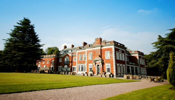 Weekend Wedding Spectacular at Eaves Hall