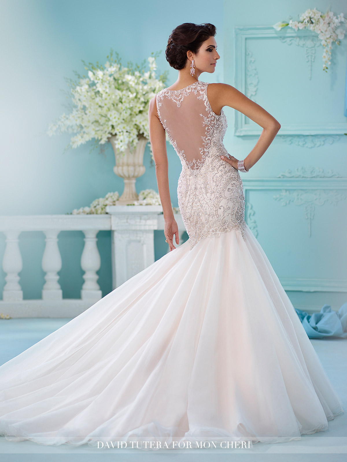 Attractive Trumpet Style Wedding Gown Ideas - All Wedding Dresses ...
