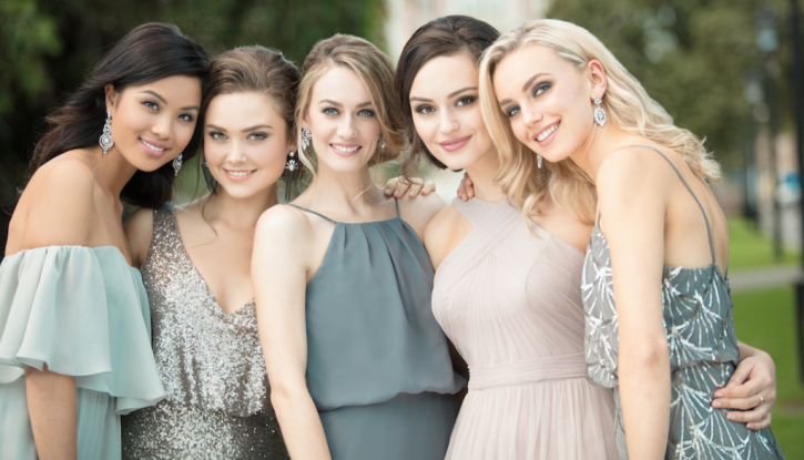 The Next Big Bridesmaid Trend