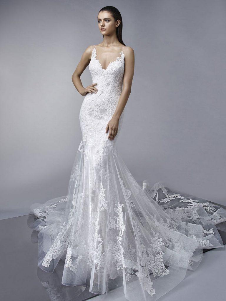 Meredith - Enzoani - Bridalwear - Wedding Dresses, Bridesmaid and ...