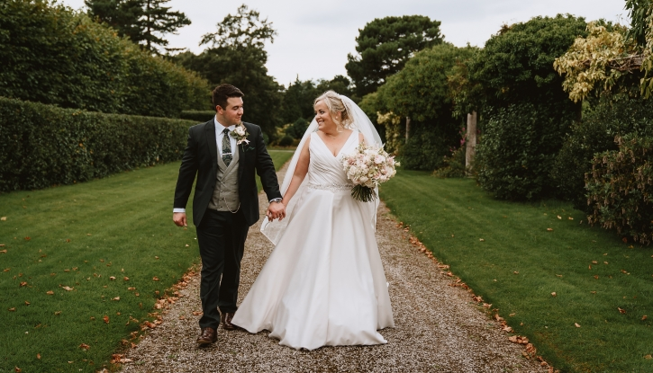Real Bride Rosie – A classic and elegant wedding at Thornton Manor