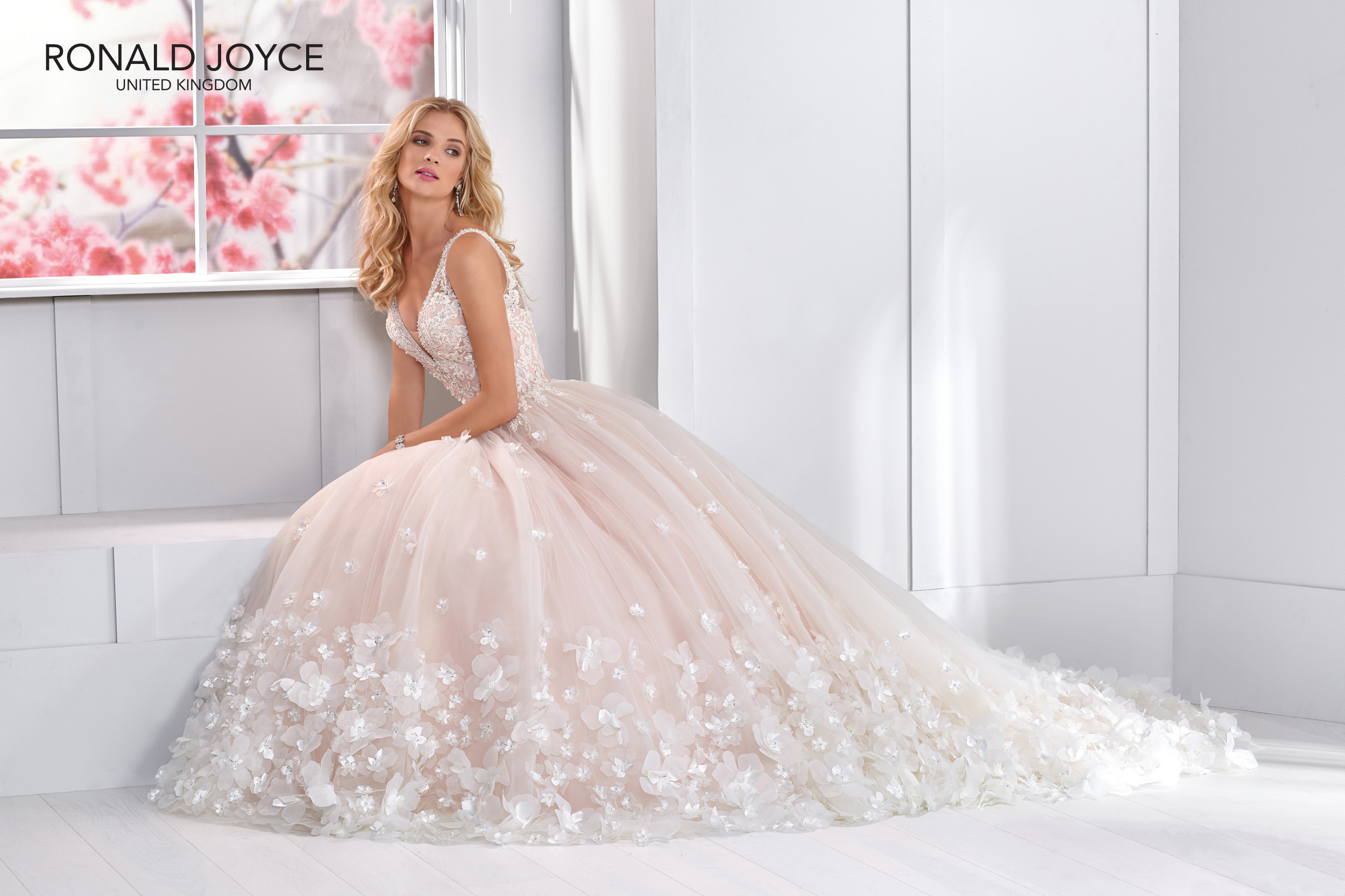 Cheap Wedding Dresses Plus Size Under 100 Dollars: Ronald Joyce 2019 Designer Weekend