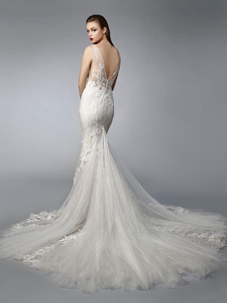 Nurit Enzoani Bridalwear Wedding Dresses Bridesmaid