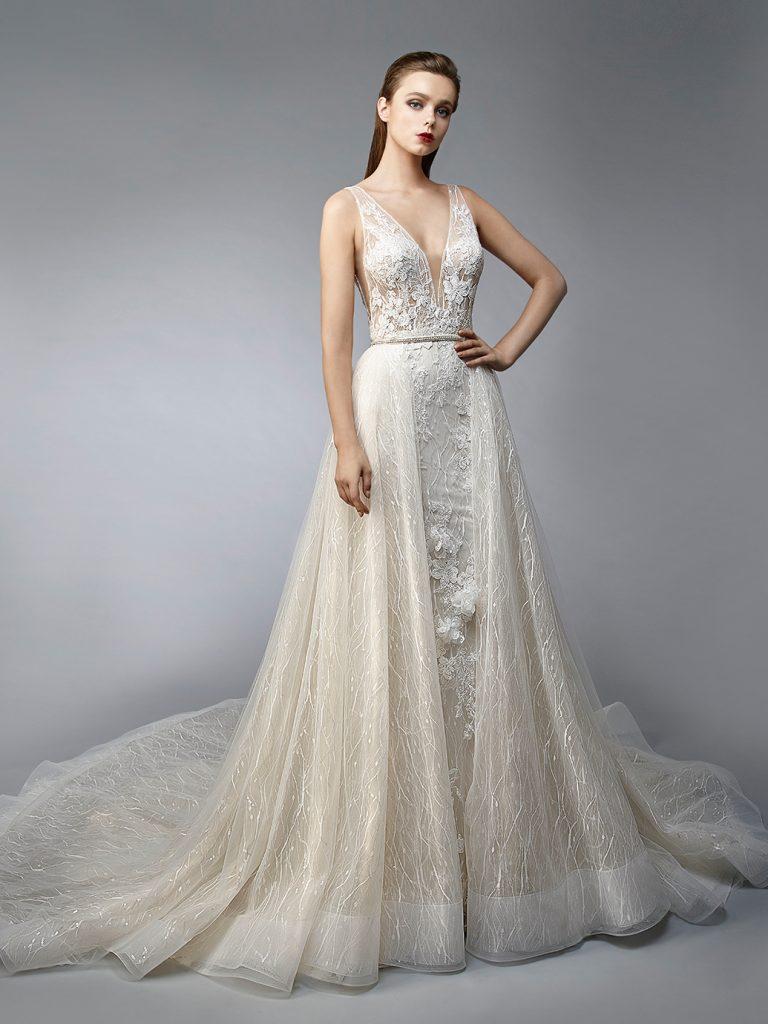 Nurit Enzoani Bridalwear Wedding Dresses Bridesmaid And Bridal Accessories By Emma