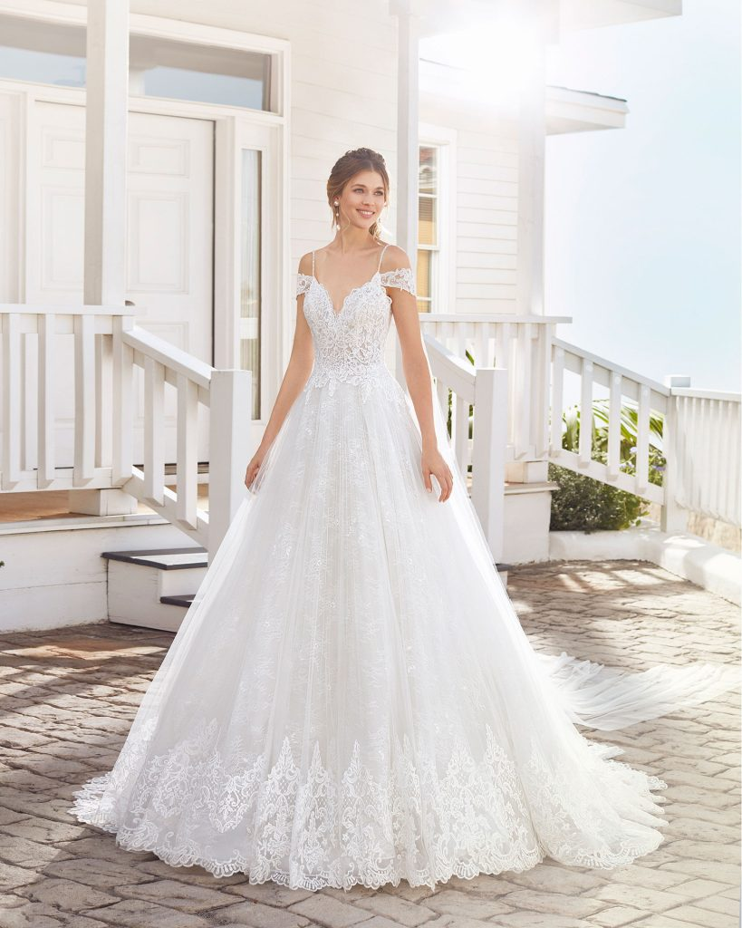 Codie Rosa Clara Bridalwear Wedding Dresses Bridesmaid And Bridal Accessories By Emma Louise Bridal