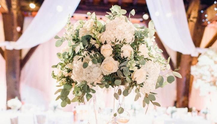Real Bride Freya – Summer Wedding at Rivington Hall Barn